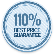 110% Best Price Gaurantee